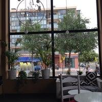 Photo taken at La Cafetería del Mercado by Enrique R. on 7/2/2014