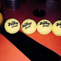Photo taken at TCM   Tennisclub Merelbeke by Julie V. on 4/26/2014