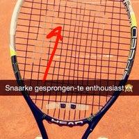 Photo taken at TCM   Tennisclub Merelbeke by Julie V. on 8/9/2015