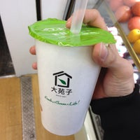 Photo taken at 大苑子茶飲 Da Yung's Tea by Joel T. on 1/7/2015