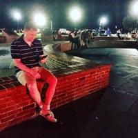 Photo taken at Plaza de Luna by Hilary M. on 8/3/2016