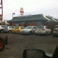 Photo taken at McDonald's by Agustín A. on 3/1/2013