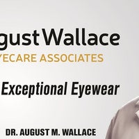 Photo taken at August Wallace Eyecare Associates by August Wallace Eyecare Associates on 11/11/2016