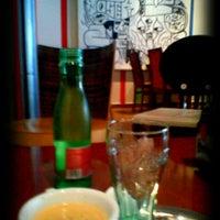 Photo taken at Kafe Nervosa by Linda K. on 5/2/2013