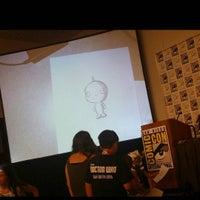 Photo taken at San Diego Comic-Con International 2010 by Justin B. on 7/12/2015
