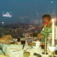 Photo taken at The Plaza Hotel Istanbul by Ayten K. on 1/16/2013