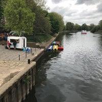 Photo taken at Blue Bridge by Mark t. on 5/6/2017