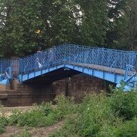 Photo taken at Blue Bridge by Mark t. on 6/20/2014