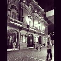 Photo taken at Teatro Municipal de Lima by Sandra R. on 5/15/2013