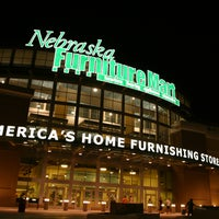 Photo Taken At Nebraska Furniture Mart By Craig S. On 4/20/2017 ...