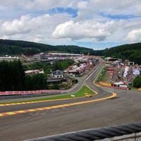Photo prise au Circuit de Spa-Francorchamps par Nigel O. le7/28/2013