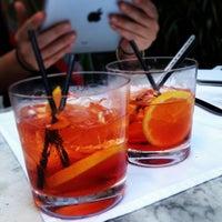 Foto scattata a Gioia Restaurante & Terrazas da Daniel K. il 12/22/2012
