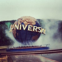 Photo taken at Universal Studios Japan by Ryosuke A. on 10/28/2012