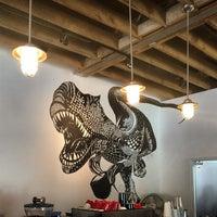 Photo taken at Odd's Cafe by Brenton V. on 10/1/2014
