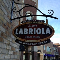 Photo taken at Labriola Bakery & Cafe by Chris T. on 1/26/2013