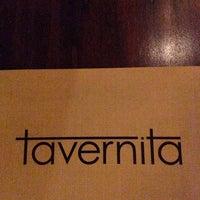 Photo taken at Tavernita by Chris T. on 2/10/2013