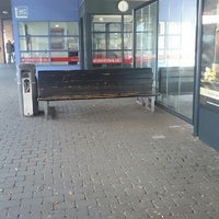 Photo taken at Herning Bybus Terminal by Heidi K. on 3/23/2014