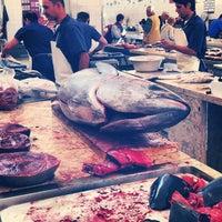 Photo taken at Mercado dos Lavradores by Sorin L. on 5/17/2013