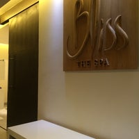 Photo taken at Bliss, The Spa by Noor A. on 11/27/2014