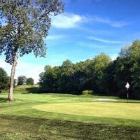 Photo taken at Bunker Hill Golf Course by Daniel W. on 9/6/2013