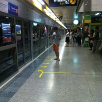 Photo taken at MRT Phahon Yothin (PHA) by A S. on 1/27/2013