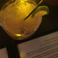 Photo taken at Zafra Cuban Restaurant & Rum Bar by Sophie on 10/15/2016