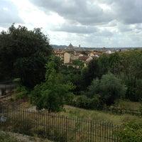 Photo taken at via lungo il mugnone by Sven V. on 8/26/2013