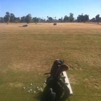 Photo taken at Coronado Golf Course by Brent A. on 1/22/2013