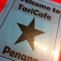Photo taken at Tari Café by Firdaus Y. on 8/31/2013