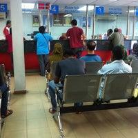 Photo taken at Pejabat Pos (Post Office) by ana farhana on 1/18/2016