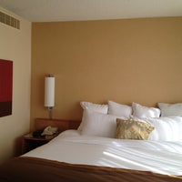 Photo taken at InterContinental Milwaukee by Theresa C. on 10/27/2012