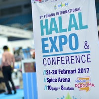 Photo taken at Subterranean Penang International Convention & Exhibition Centre (SPICE) by Firman M. on 2/26/2017