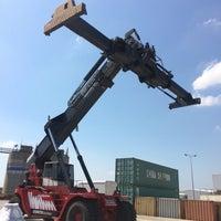 Photo taken at Almo Lojistik Geçici Depolama Hiz.Ltd.Şti by Özer D. on 8/19/2016