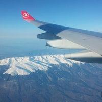 Photo taken at International Terminal Departure by Özcan G. on 3/19/2015