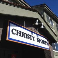 Photo taken at Christy Sports by Edwin K. on 2/16/2013
