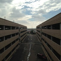 Photo taken at DIA Parking Garage by Edwin K. on 7/28/2013