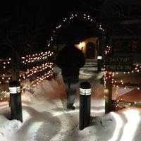 Photo taken at Ski Tip Lodge by Edwin K. on 2/14/2013