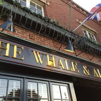 Photo taken at The Whale & Ale by Edwin K. on 8/9/2014