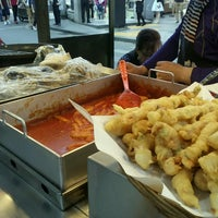 Photo taken at Jongno 3-ga Street Food by Cage or Sage S. on 5/17/2013