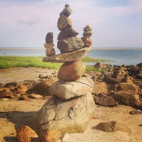 Photo taken at Quivet Neck by Ann P. on 7/4/2014