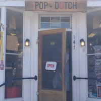 Photo taken at Pop+Dutch by Ann P. on 6/20/2014