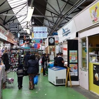 Photo taken at Tooting Market by Costas T. on 5/10/2014