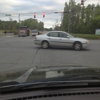 Photo taken at Sam Wilson Rd And Wilkinson Blvd Intersection by Keetha S. on 4/25/2013