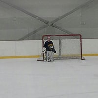 Photo taken at Columbus Ice Rink by Brian S. on 2/23/2013