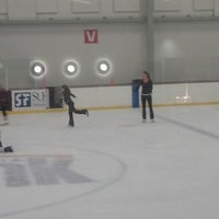 Photo taken at Columbus Ice Rink by Brian S. on 1/15/2013