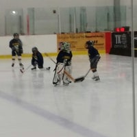Photo taken at Columbus Ice Rink by Brian S. on 3/17/2014
