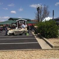 Photo taken at Manassas Farmer's Market by Tara C. on 5/25/2013