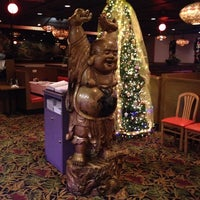 Photo taken at Tiki Island Restaurant by Joe A. on 12/13/2013