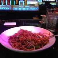 Photo taken at Mikado Asian Bistro by David E. on 6/29/2014