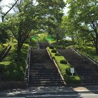 Photo taken at 泉南メモリアルパーク by Joker R. on 5/10/2015